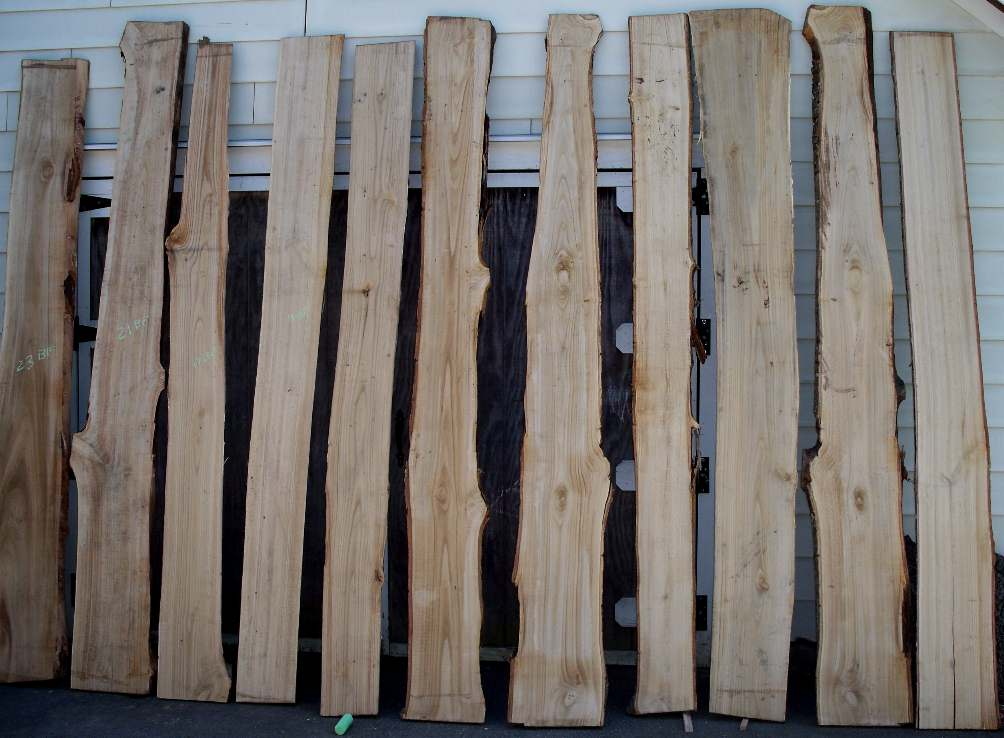 Rare find american chestnut pictures of current stock for Buy reclaimed wood online